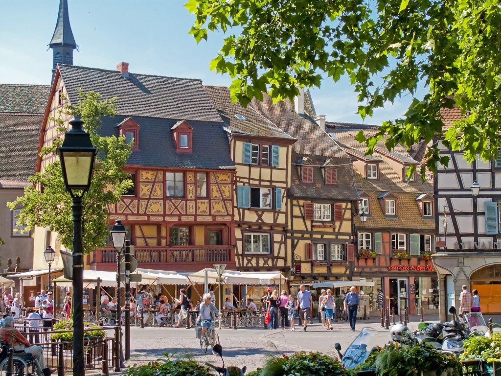 Office de tourisme de colmar en alsace images de colmar - Colmar office de tourisme ...