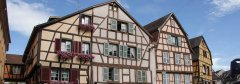 Alsatian house - Place de l'ancienne Douane