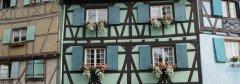 Quelques maisons alsaciennes typiques - Quai de la poissonnerie
