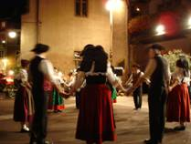Alsacian folklore events in Colmar