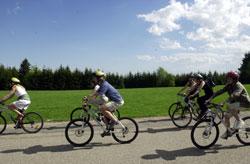 Radtouren in der Umgebung