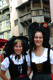 the alsatian costume