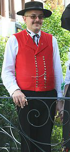 costume alsacien homme